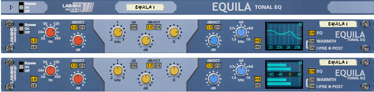 Equila 3 Band Tonal EQ