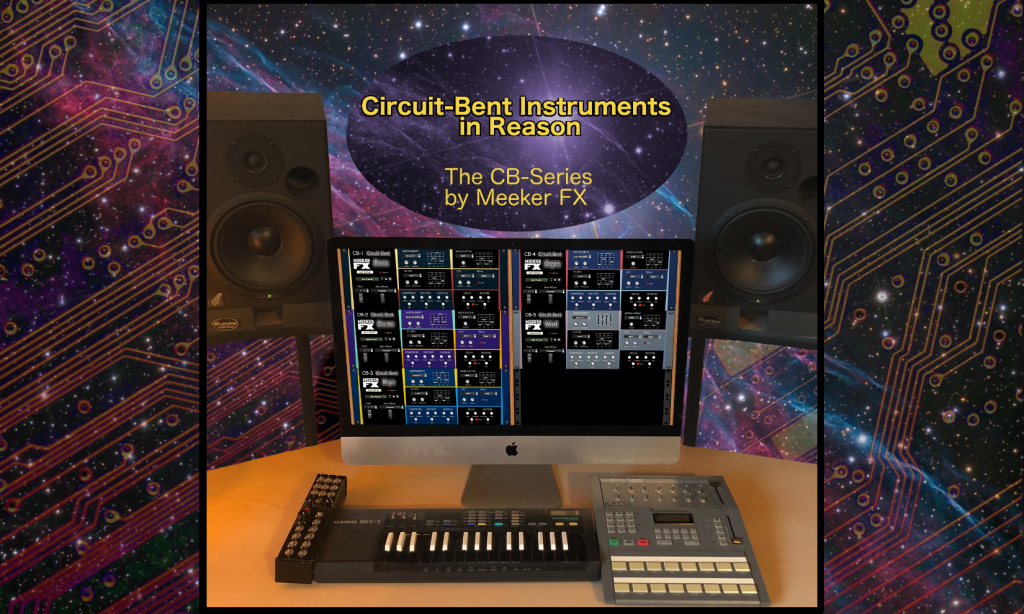 Circuit Bent Synthesizers
